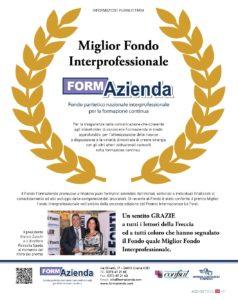Formazienda Miglior Fondo Interprofessionale