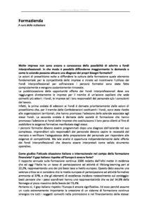 Intervista a Rossella Spada, direttore Formazienda a Guida Lavoro e Master 2010/2011