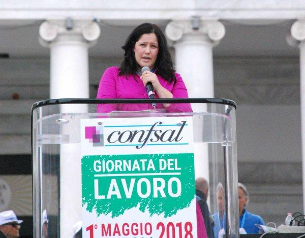 Manifestazione CONFSAL