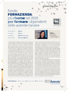 Fondo Formazienda: più risorse nel 2020 per formare i dipendenti delle aziende italiane