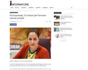 FORMAZIENDA, 10 MILIONI PER FORMARE LE RISORSE UMANE