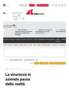 LA SICUREZZA IN AZIENDA PASSA DALLA REALTÁ VIRTUALE CON ARBRA E STI
