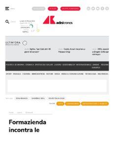 FORMAZIENDA INCONTRA LE AZIENDE DEL NORD-OVEST