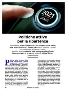 POLITICHE ATTIVE PER LA RIPARTENZA